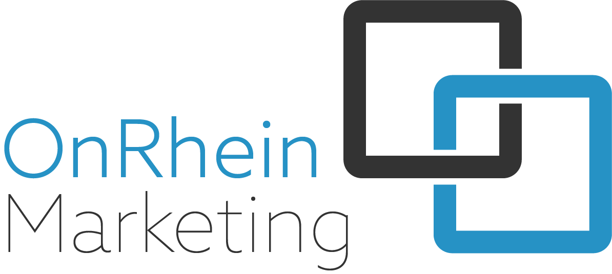 OnRhein Marketing Logo